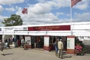 The Mansell McTaggart tent at the South of England Country Show