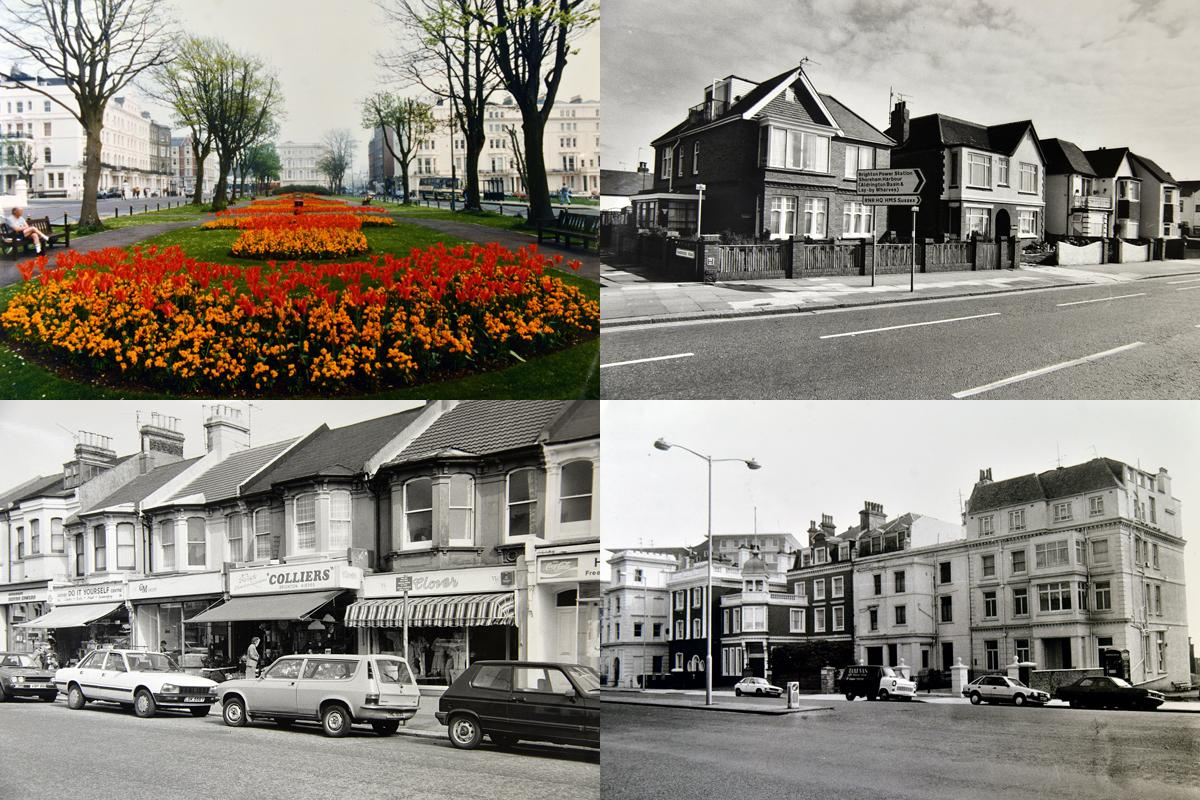 Classic pictures of Hove from or archive