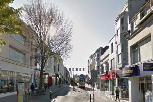 Teenager sexually assaulted by man while walking in busy shopping street in broad daylight