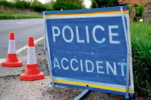 Three vehicle accident causes severe delays on A27