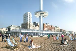 Brighton's i360 to be sponsored by British Airways