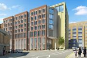 Image of new £20 million international college proposed for Brighton city centre.