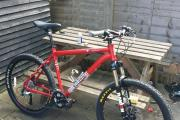 Police are appealing for information about the whereabouts of this bike