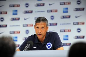 Hughton backing new-look Albion to get off to a fast start this season