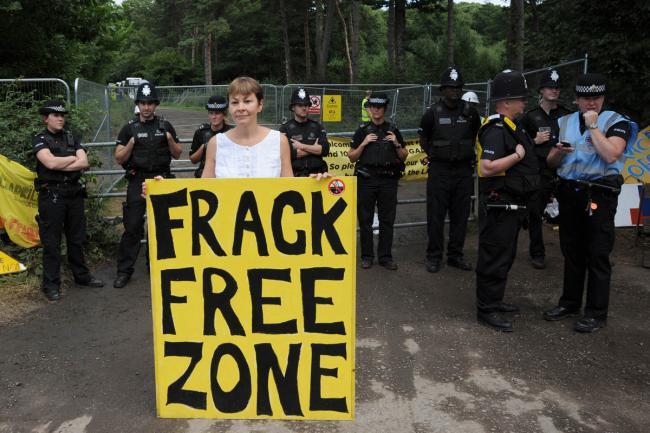 Balcombe has a name for fracking protests
