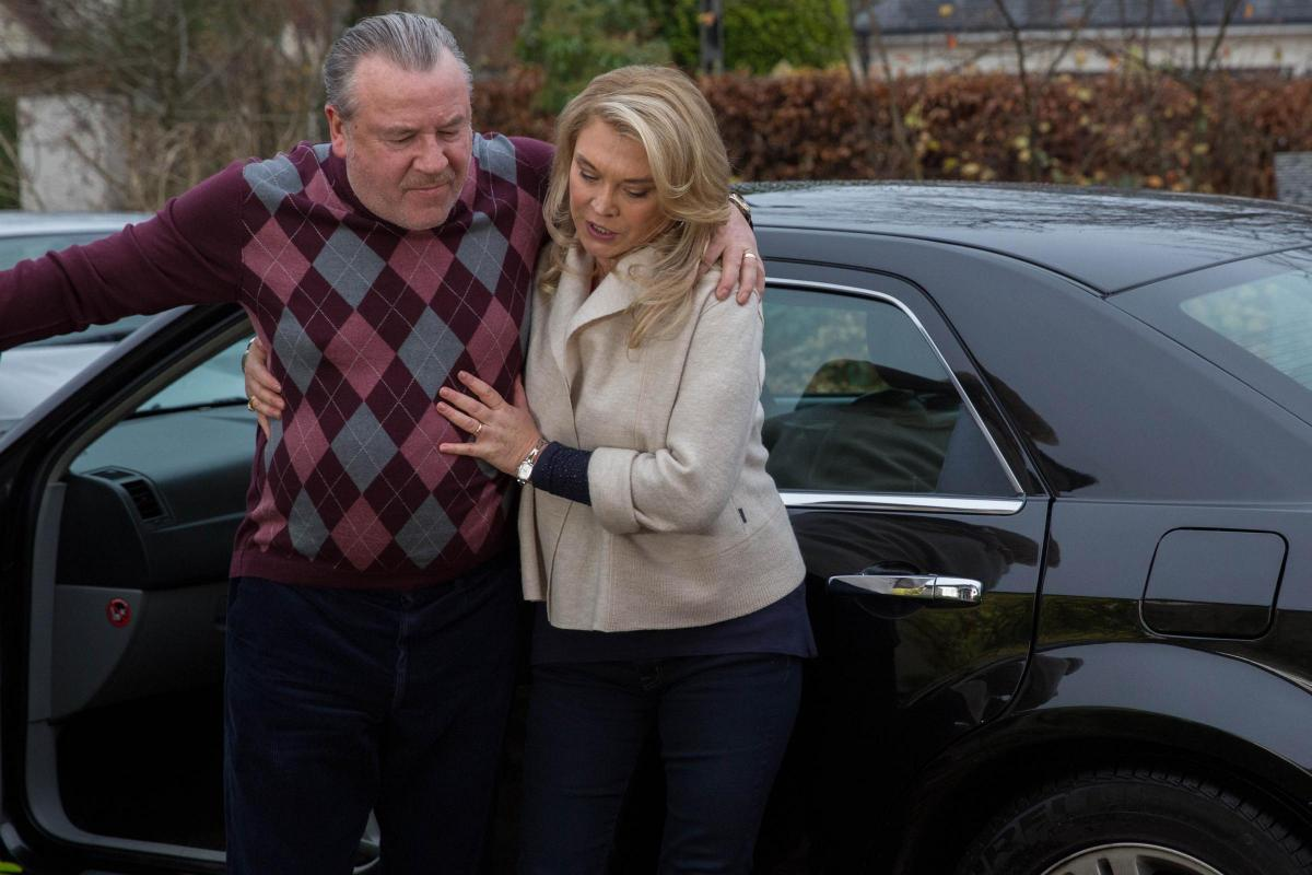 Amanda Redman on working with Ray Winstone and why TV sexism