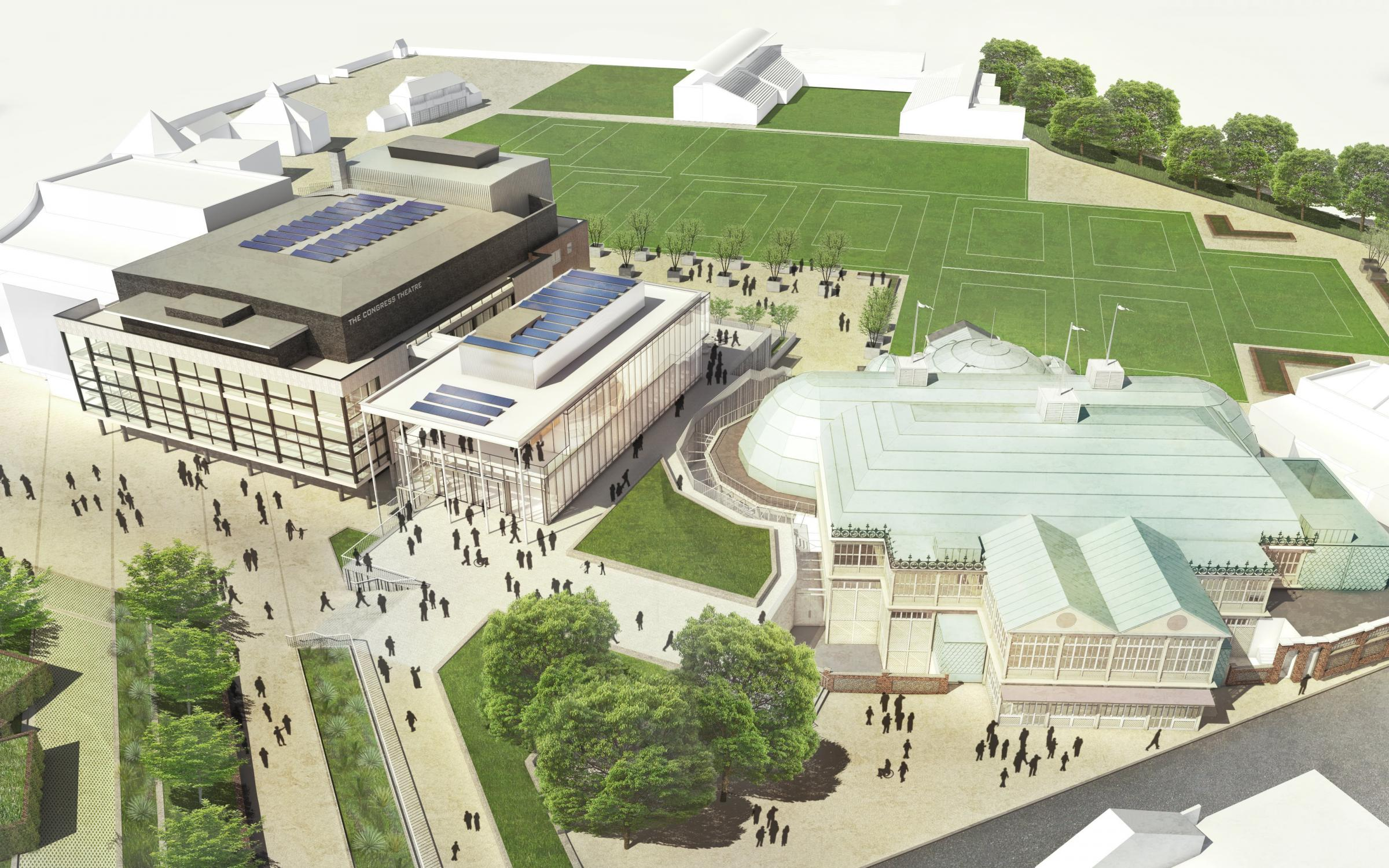 44m theatre revamp sparks war of words | The Argus