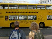 Big Lemon buses will no longer be a regular sight - for now