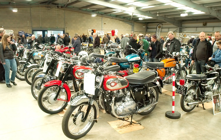 South of England Motorcycle Show
