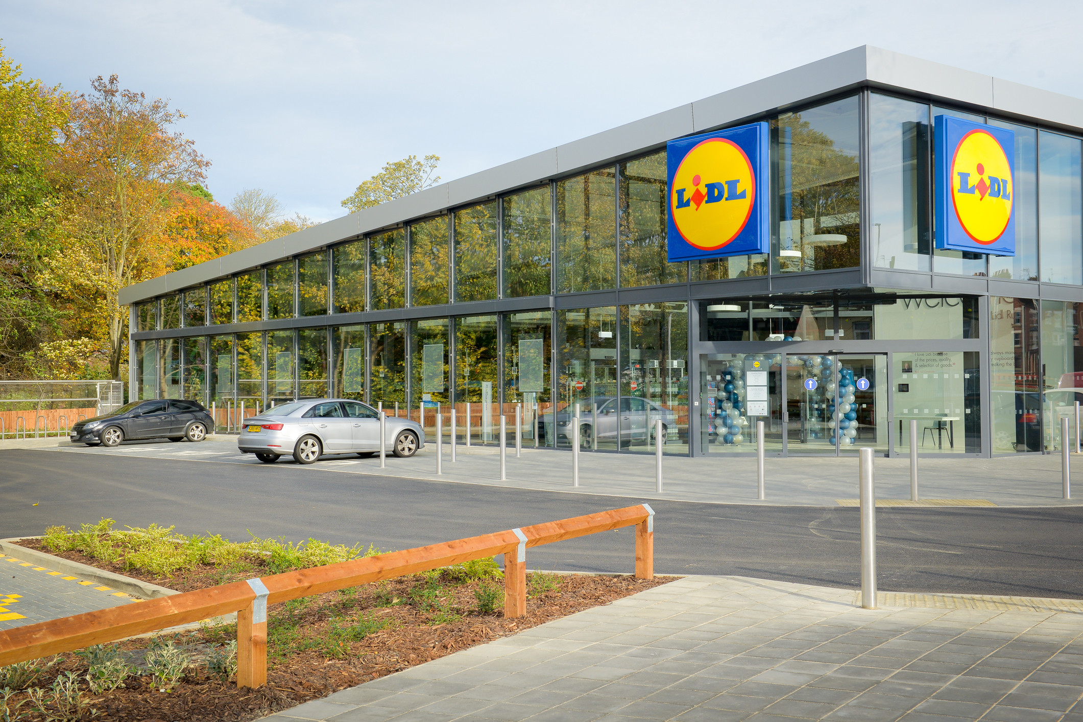 Lidl is opening a new store