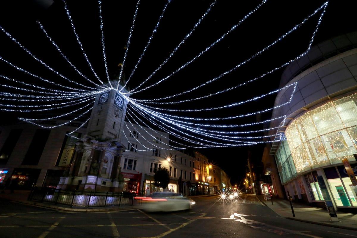 YouTube sensation Hobbie Stuart switched on Brighton\'s Christmas ...