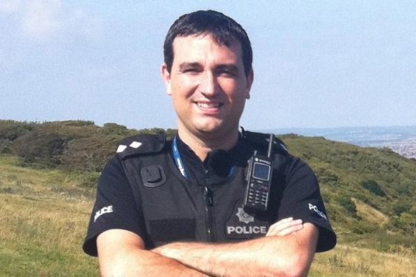 Inspector Lee Lyons was sacked after admitting 21 allegations against him