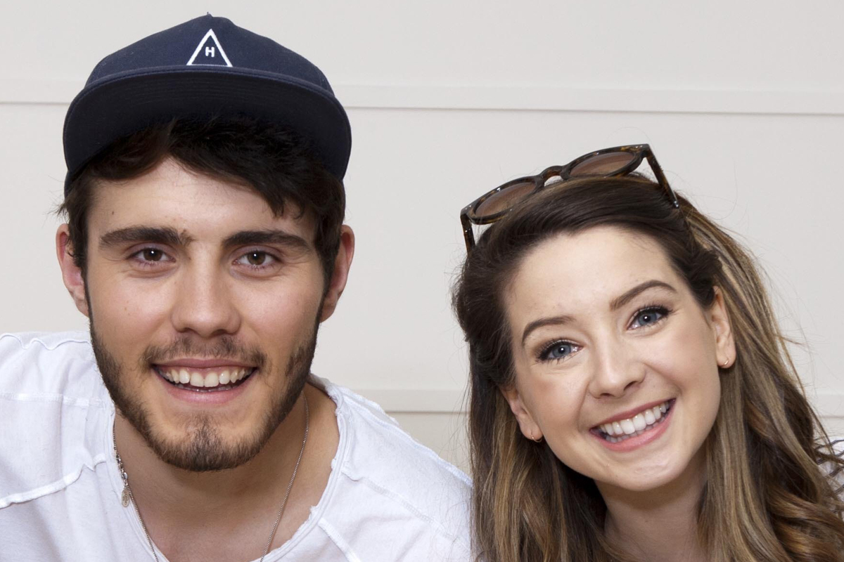Pointlessblog and zoella dating announcement on facebook