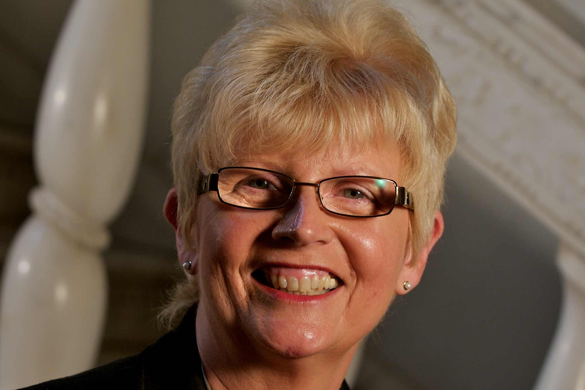 Professor Lesley Fallowfield has been made a Dame in the New Year's Honours List.