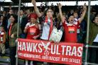 Whitehawk have dropped plans to change their name after discussions with fans