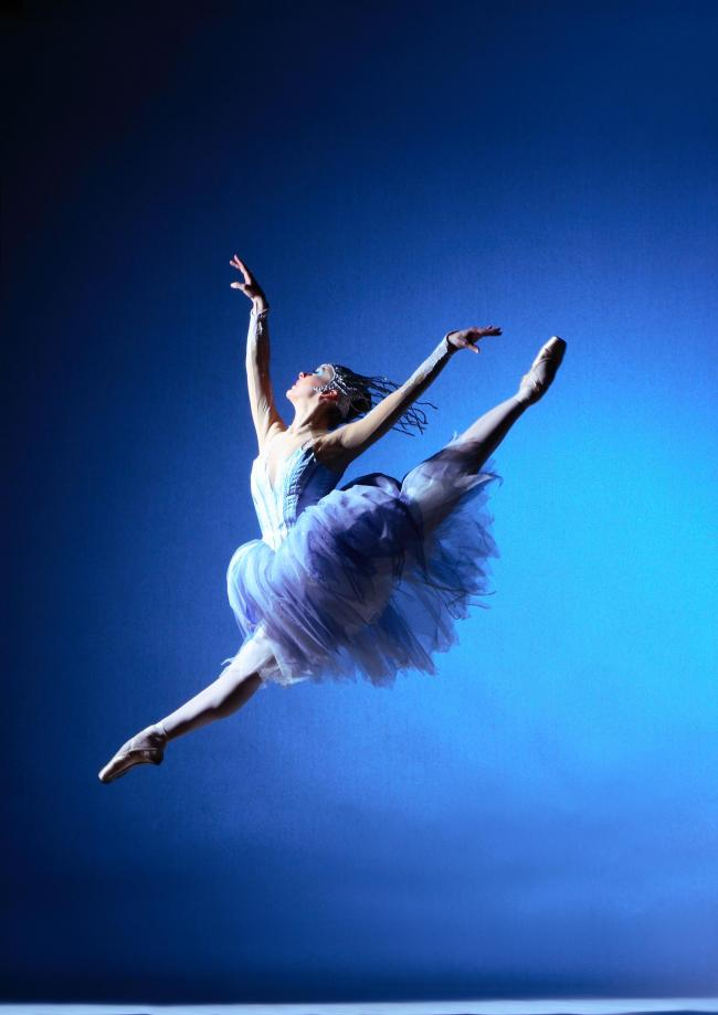 Ballet Theatre UK's production of The Snow Queen