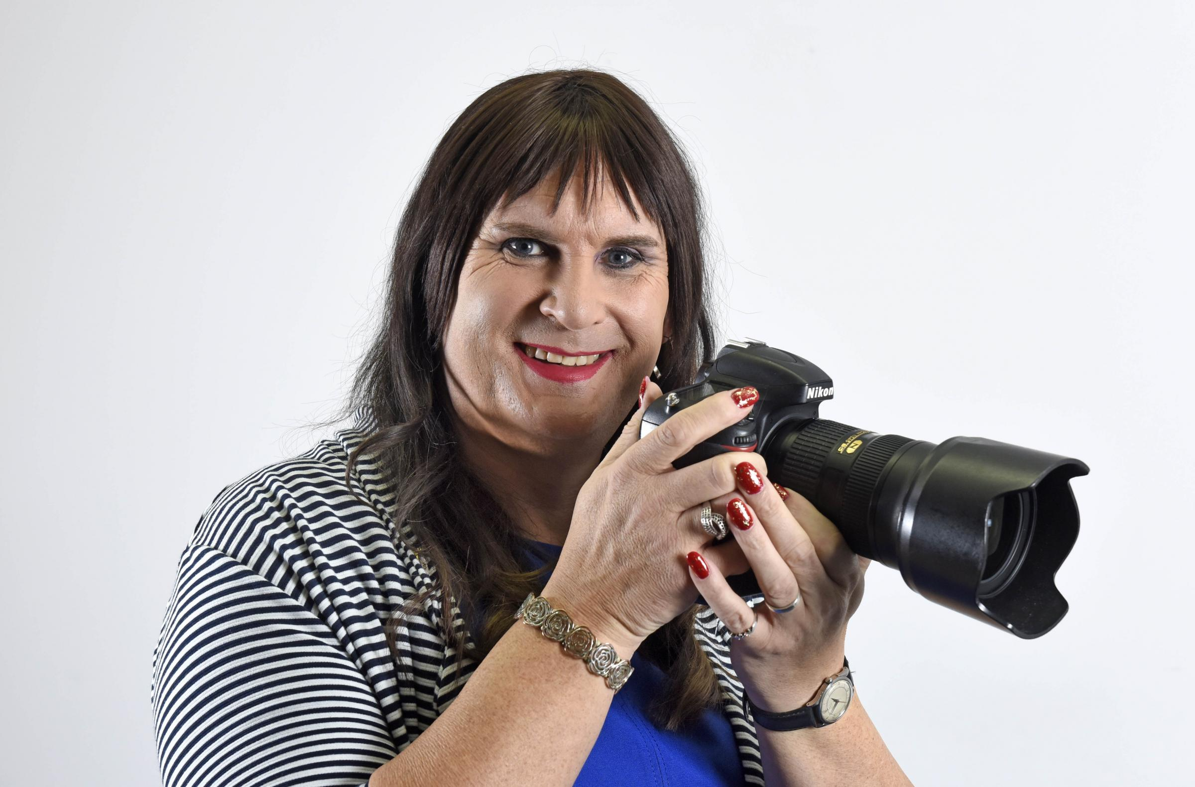 Sophie Cook, the first transgender woman in the Premier League, is up for a national diversity award Picture: Simon Czapp/Solent News and Photo Agency