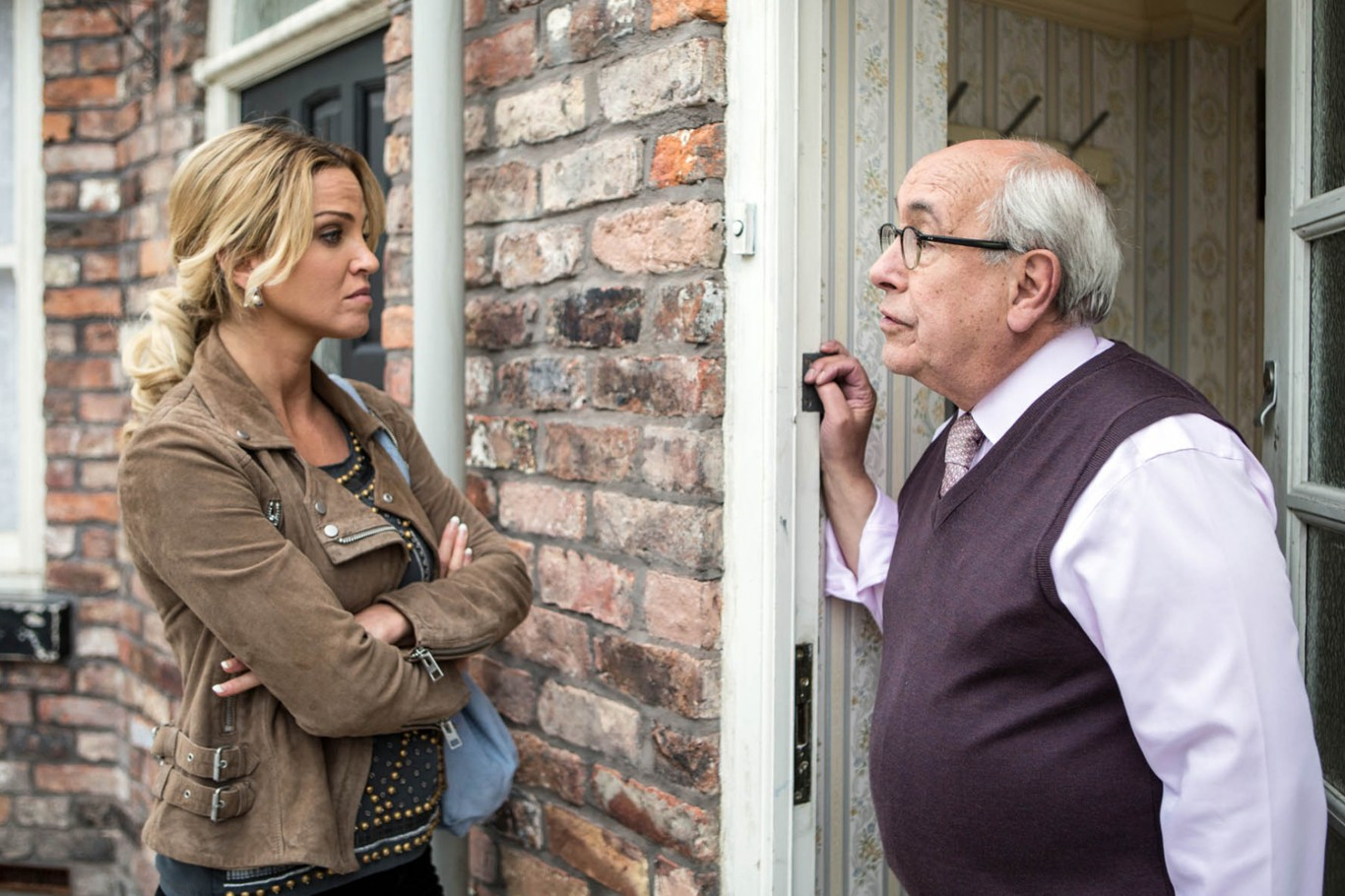 Corrie's new producer Kate Oates is not the biggest fan of celebrity cameos