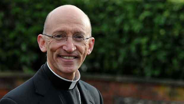 The Argus: The Bishop of Chichester, Martin Warner