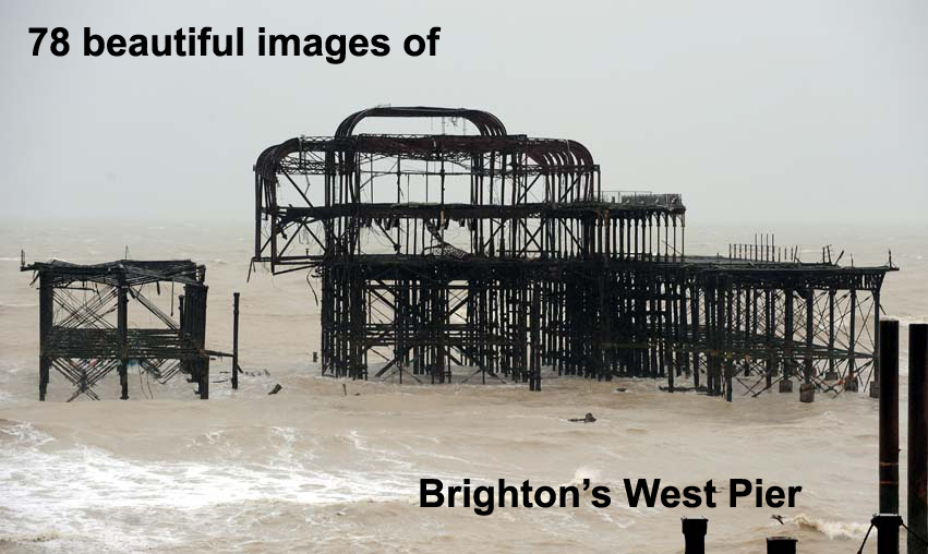 Modern West Pier could be built by 2026