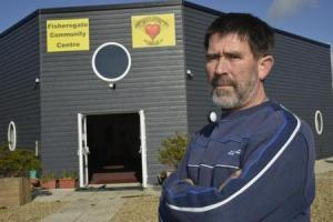 "Chair condemns as ""overreaction"" council's temporary closure of Fishersgate Community Centre"