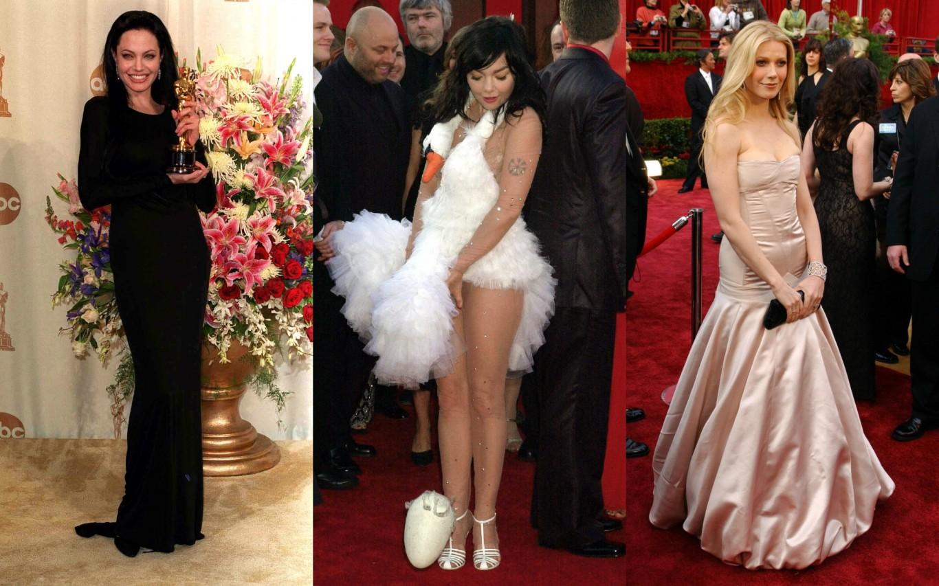 Oscars Worst Dressed