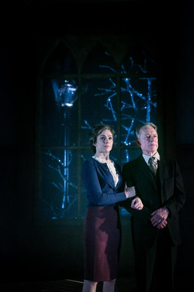 Shadowlands, Connaught Theatre, Worthing, until Saturday, April 23