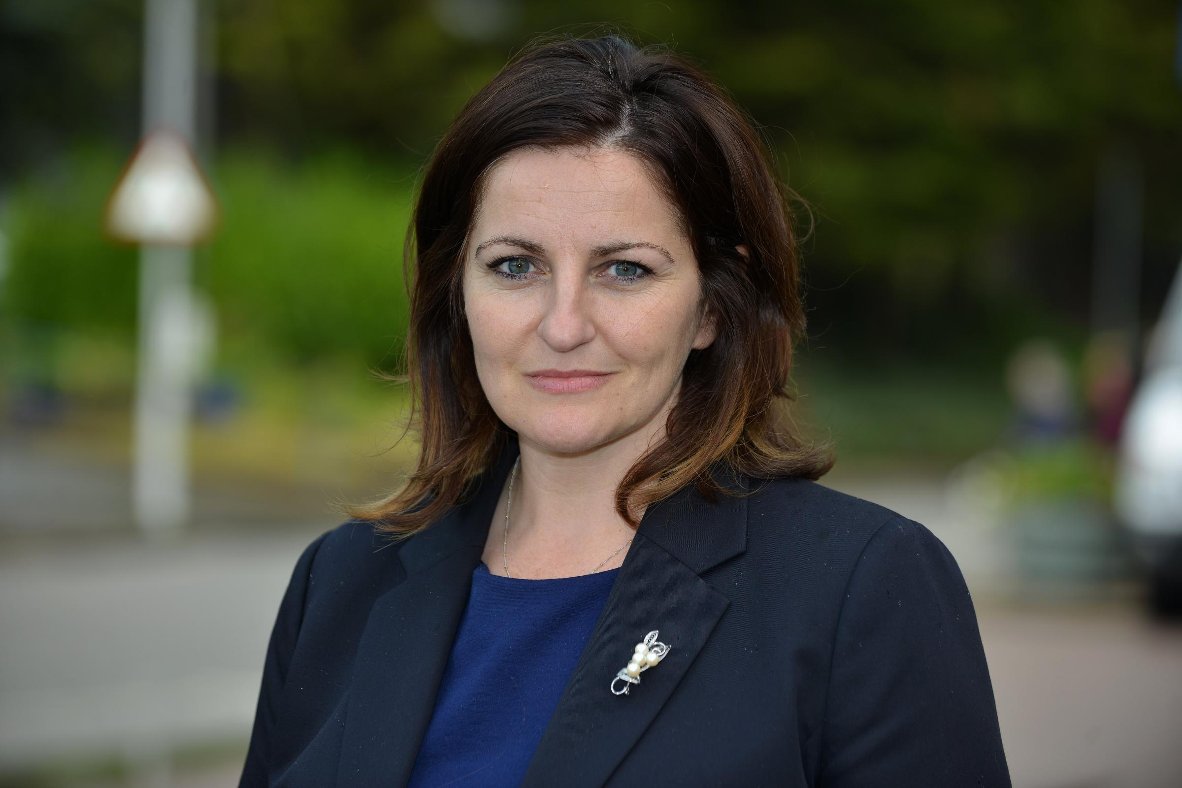 Caroline Ansell MP is not backing government plans for all schools to be made academies and for them to not have parent governors