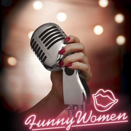 Funny Women, Komedia, Gardner Street, Brighton, Saturday, March 26