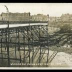 The Argus: Damage from the 1913 Easter weekend storm in Worthing