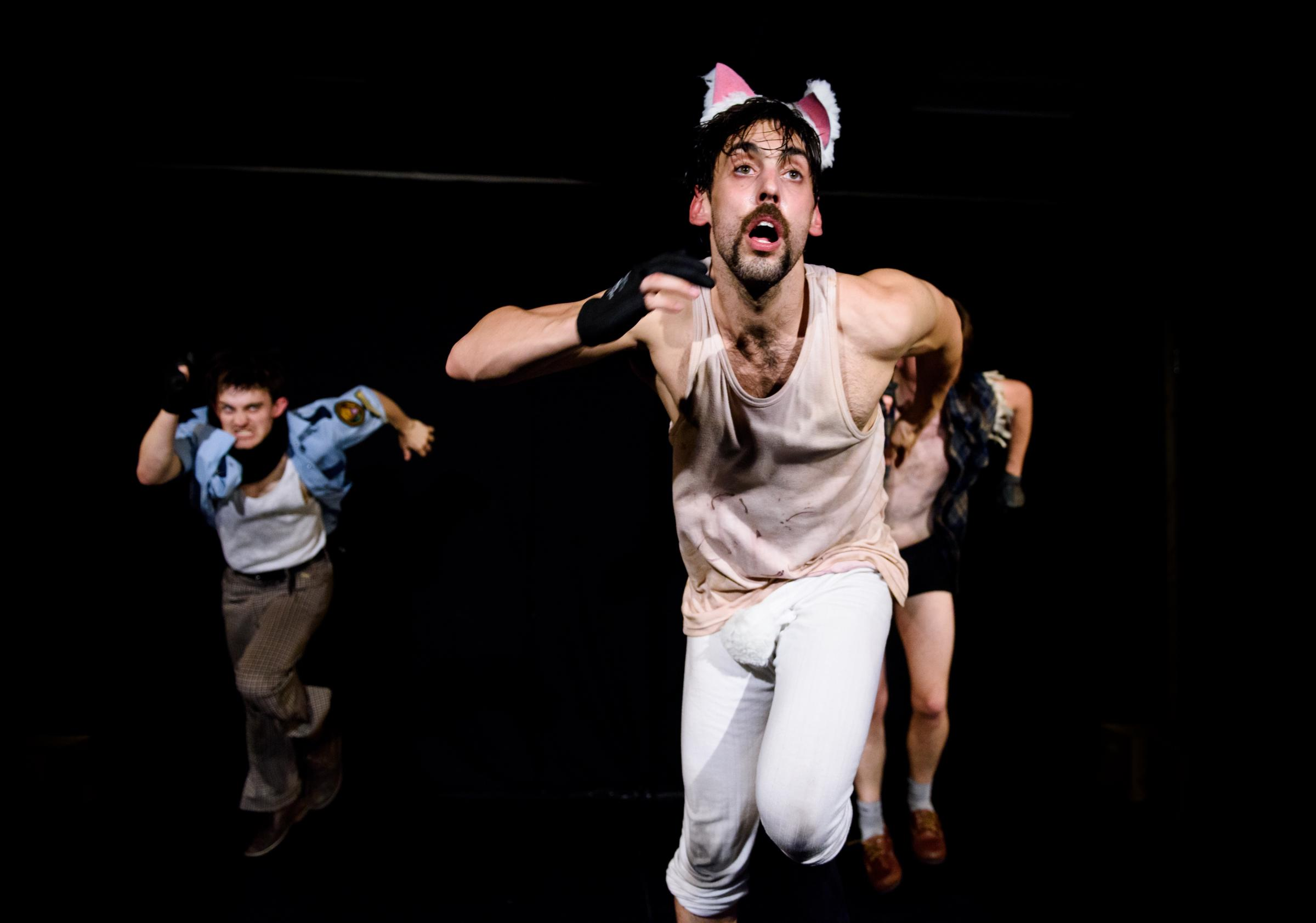REVIEW: Police Cops, Sweet Waterfront, Brighton Fringe - 	★★★★★