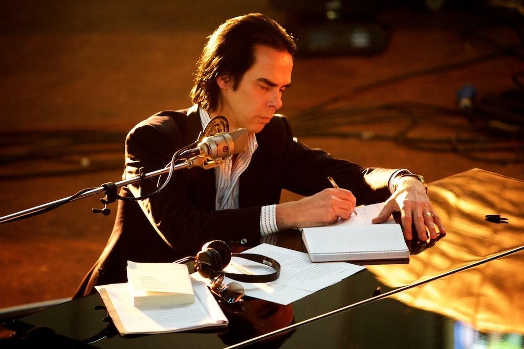 Rock star Nick Cave and model wife Susie speak of
