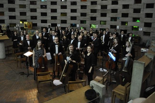 beethoven s third symphony performed by university orchestra tonight