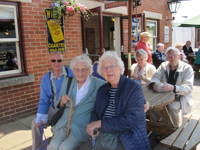 A Carers Week Outing to the Bluebell Railway