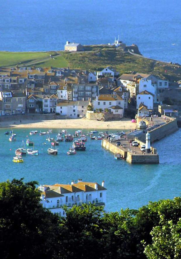 The Argus: St Ives in Cornwall was named in the top 15