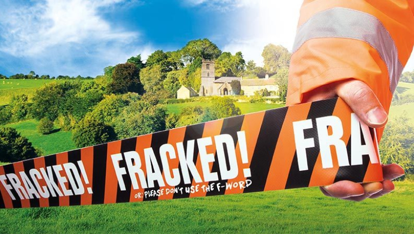 Fracked! at Chichester Festival Theatre