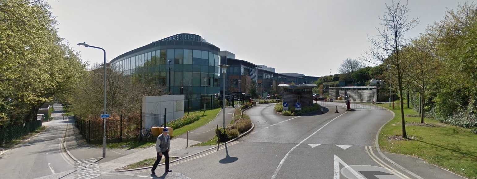 Legal and General offices in Hove which are set to be home to 500 more staff by 2020.