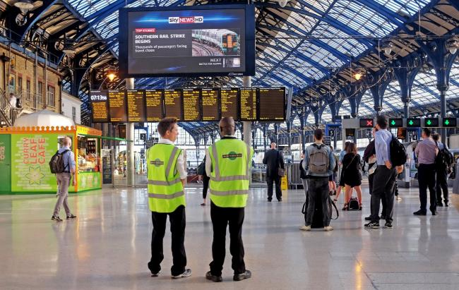 Rail row rumbles on as war of words over the strikes