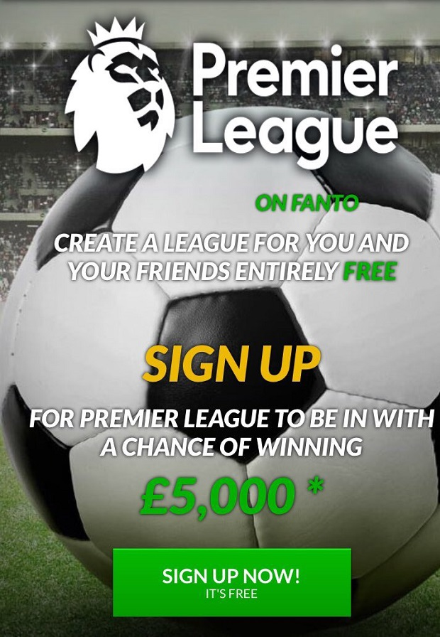 The Argus: Sign up for Fanto Fantasy Football