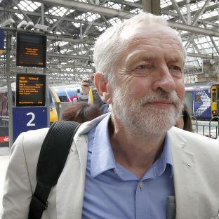 Corbyn secures seat on Virgin train | The Argus