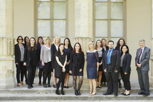 The team at Martin Searle Solicitors