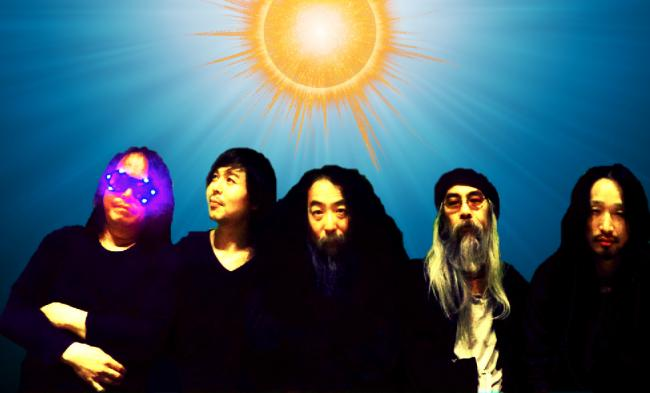 Psychedelic troupe Acid Mothers Temple thrilled The Hope and Ruin