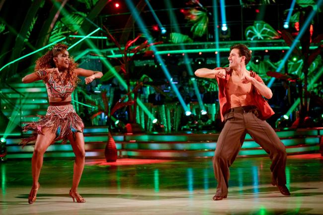 Danny Mac makes Strictly Come Dancing history with a perfect