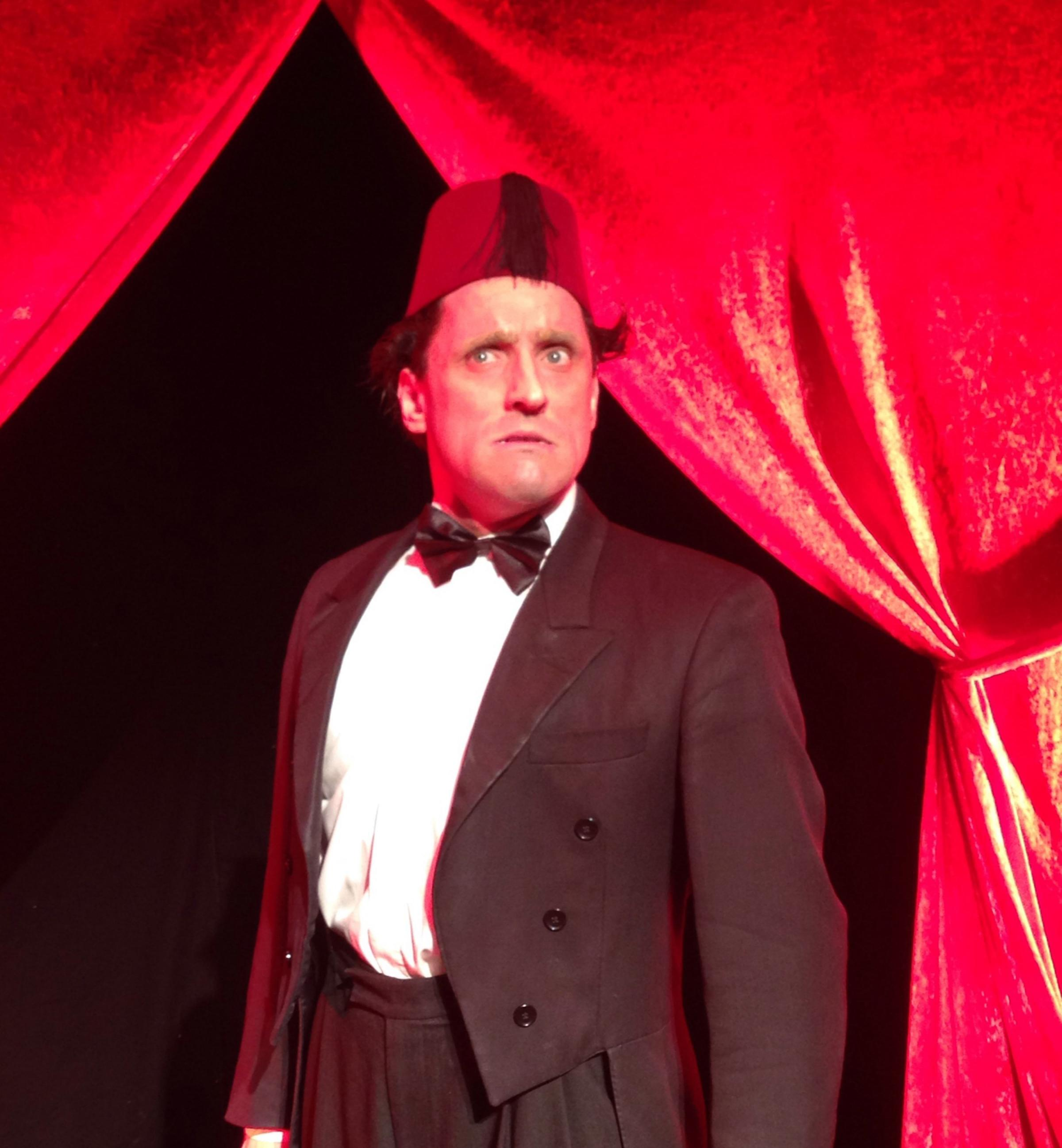 Daniel Taylor as Tommy Cooper