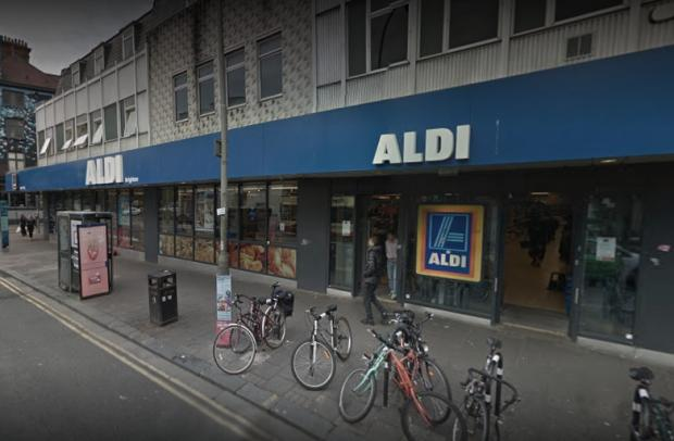 The Argus: The London Road Aldi is taking part in the scheme