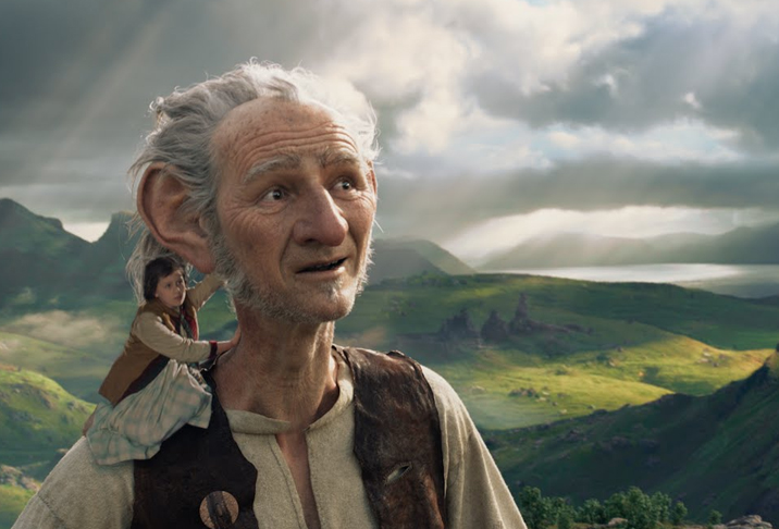 Family Film: The BFG