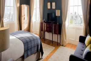 Sea View room at Dorset House, Lyme Regis