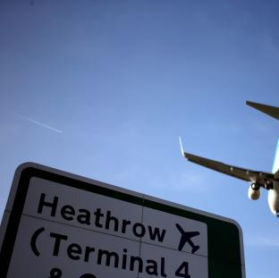 Peter Singh Virdee was detained at Heathrow Airport