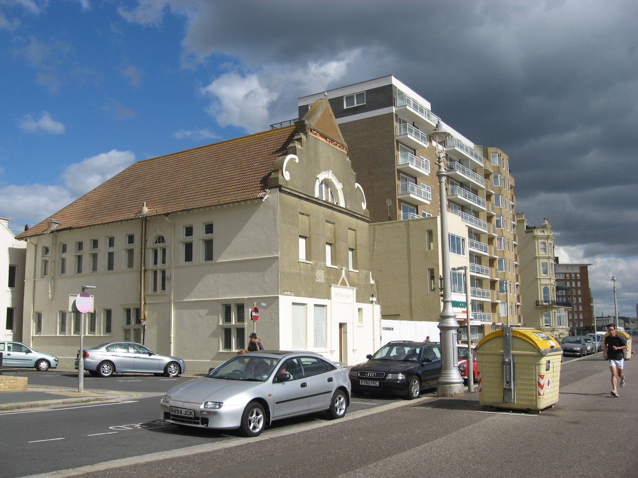 Medina House in Hove which was previously used as public baths