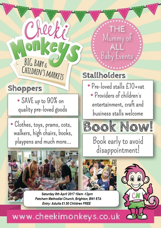Cheeki Monkeys Spring Baby and Children's Market